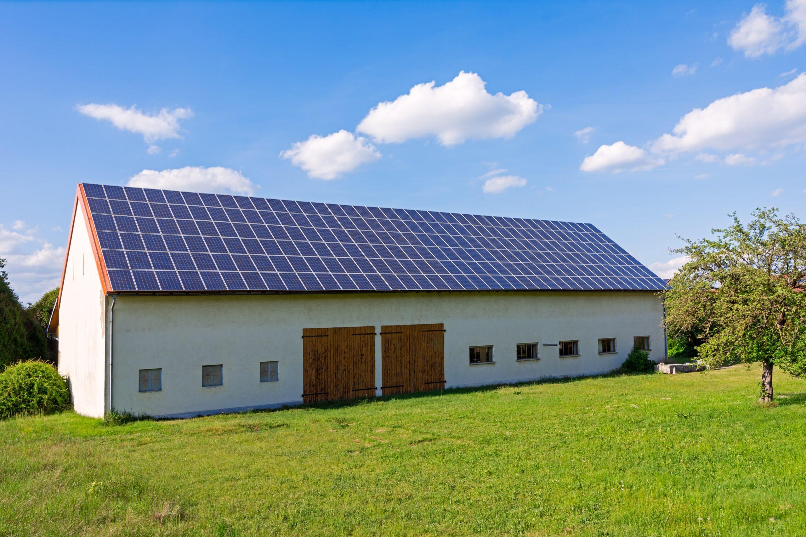 Solarwärmeanlage